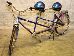 Tandem cykel