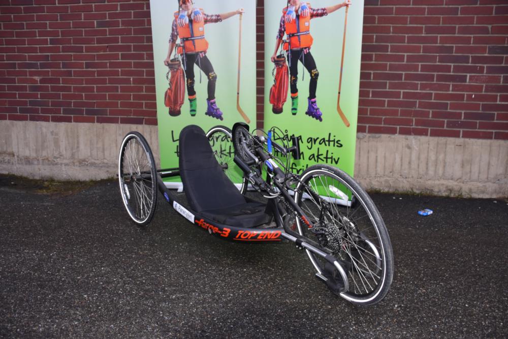 Liggcykel